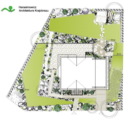 harasimowicz projektowanie ogrodów TORUŃ BYDGOSZCZ WŁOCŁAWEK INOWROCŁAW OGRODY PROJEKTY
