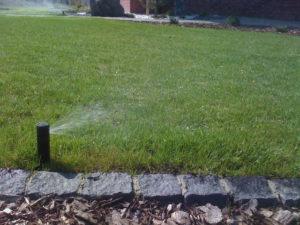 systemy nawadniania - Zraszacz wynurzalny